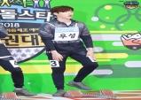 스누퍼 우성, 아육대의 꽃 '달리기' 최강자리 지킬까?