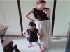 '러블리한 모녀의 여름 패션아이템은 이것?'  소이현, 딸 하은과의 일상 공개
