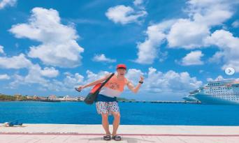 개그맨 안시우 멕시코 여행일상 공개