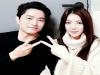 배우 최성희 SNS로 비쥬얼 부부캐미 과시