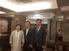 한중학술문화교류협회, 중국대사관 포욱휘참사환송만찬개최