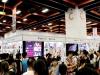 제 20회 '대만만화박람회'에서 락킨코리아, 작품전시와 웹툰 제작 영상 상영, 팬사인회를 통해 한국 웹툰의 저력을 선보여