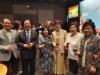신경숙 중국어학원설립원장, 중국대사관 릴산여사님과 함께 참석