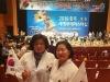 한중학술문화교류협회, 제74주년 광복절 경축식 참석