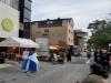 전통무용가 해수법사 연남동 한바탕 축제에서 진주교방춤 선보여, 이색 버스킹 눈길