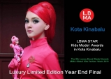 The 8th Luxury Brand Kids Model Awards Global Kids Fashion Week 2019 in Kota Kinabalu!