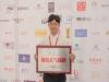 中 제남 국제미용박람회 참가,화장품 브랜드 '플랫헤드' 최고인기브랜드상 수상