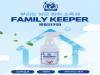 Family Keeper(훼밀리키퍼) 뿌리는 살균소독제, 30초내에 코로나19 바이러스 박멸한다.