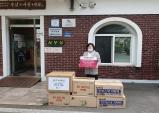 신경숙중국어학원,   코로나예방 마스크 전달