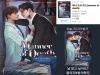 출판사 코핀이지(페로체), 한국 최초 태국드라마 원작 태국소설 '매너오브데스(Manner Of Death)' 한국판 출간!